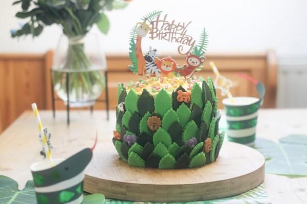 Dschungelbande_Torte