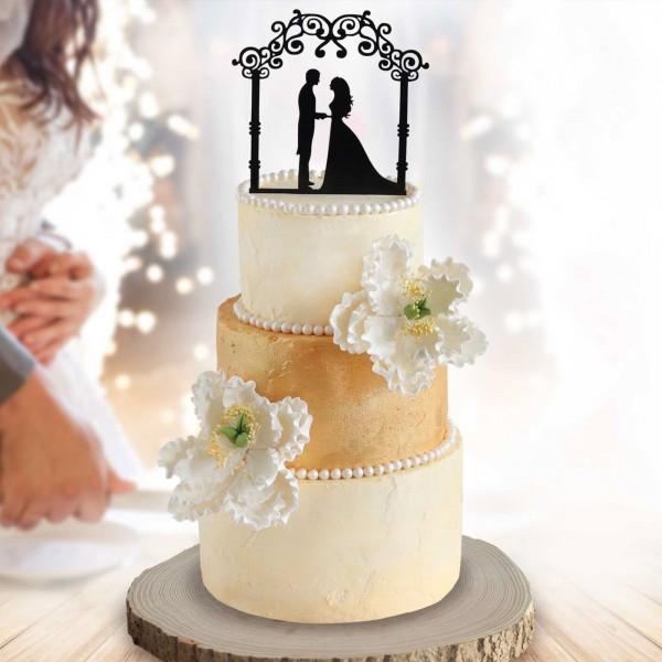 Tortenset Hochzeit