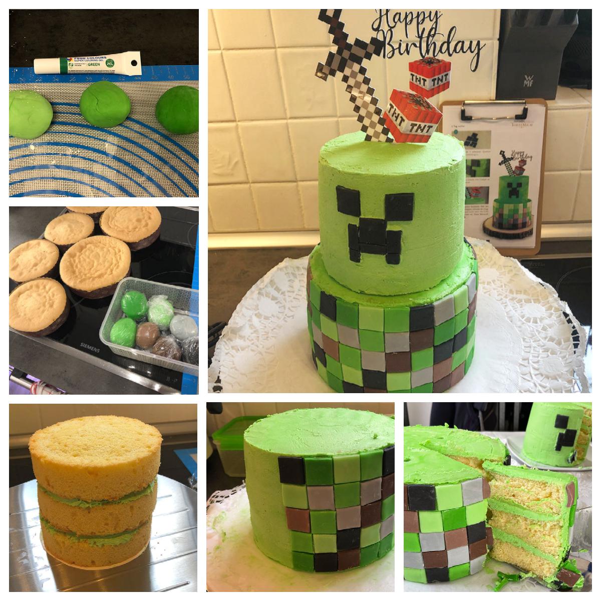 Collage-Minecraft-Natascha