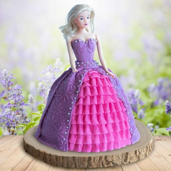 Tortenset Prinzessin