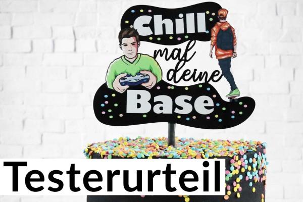 Testerurteil-Chill-mal